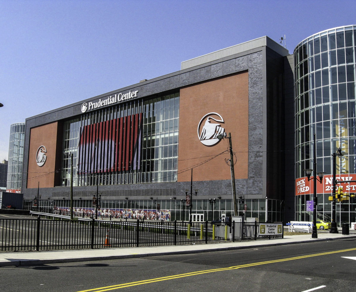 Prudential Center - Newark NJ